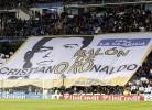 45 mil mascararam-se de Ronaldo no Bernabéu