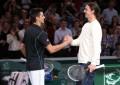 Djokovic convida Ibrahimovic no Master de Paris