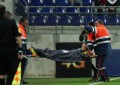 Na Liga Francesa: Zouma parte a perna a Guerbert