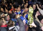 Adeptos do Anderlecht viajam para Inglaterra para apoiar ex-jogador do clube