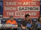 Greenpeace volta a atacar, desta vez calhou ao Real Madrid o brinde