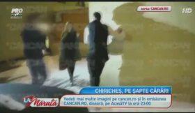 Chiriches apanha bebedeira monumental em Bucareste