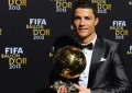 Cristiano Ronaldo – Bola de Ouro 2013