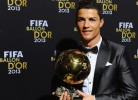 Cristiano Ronaldo - Bola de Ouro 2013