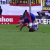 Jogador do Atlético Madrid cai de forma assustadora