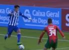 """Finta """"impossível"""" de Gonçalo Paciência (FC Porto B)"""