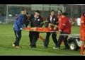 Proibido ver! Entrada brutal no futebol israelita