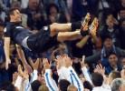 A despedida emocionante de Zanetti do Inter