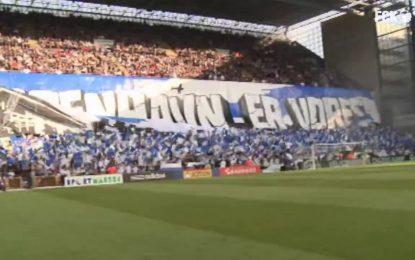 O incrível banner animado do Copenhaga