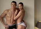 Produção ousada de Cristiano Ronaldo e Irina Shayk para a Vogue