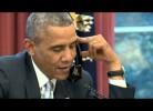 O telefonema de Obama a Dempsey e Howard