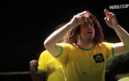 Os 10 melhores golos do Mundial 2014 teatralizados