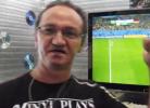Brasileiros exaltados reagem desta forma ao afastamento da final da Copa