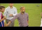Mau perder? Guardiola recusa cumprimento no final do amigável entre as estrelas da MLS e o Bayern