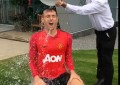 Fletcher (Man Utd) nomeia CR7 para banho público