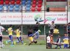 Jogador indiano morre ao festejar golo com salto mortal
