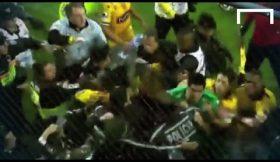 No Equador: dois guarda-redes da mesma equipa expulsos no mesmo jogo
