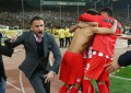 Novamente confusão com o Olympiacos de Vítor Pereira