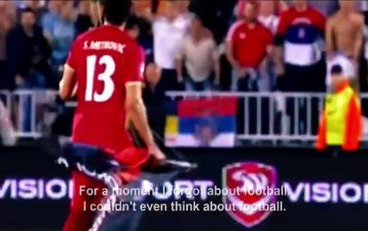 Albânia rumo ao Euro 2016 publica documentário Battle In The Balkans