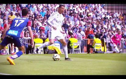 Destaque para as melhores jogadas do El Casico Real Madrid vs FC Barcelona da História