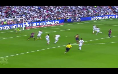 Top 10 dos golos nos clássicos entre Barcelona e Real Madrid