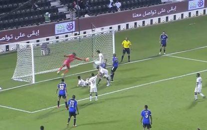 No Qatar: Atuação surreal de guarda-redes contra nova equipa de Xavi Hernández