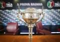 Benfica e Sporting com sortes diferentes no sorteio dos oitavos-de-final da Taça de Portugal