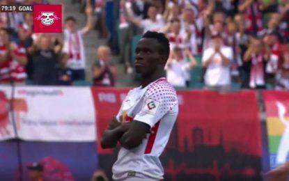 Bruma entra e marca um dos golaços do ano na Bundesliga!