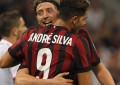 André Silva bisa pelo Milan na Liga Europa