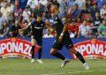 André Silva faz hat-trick pelo Sevilha em estreia em Espanha