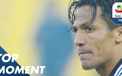 Bruno Alves volta a marcar na Seria A, que golaço!