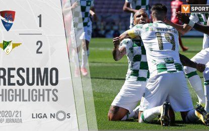 Highlights | Resumo: Gil Vicente 1-2 Moreirense (Liga 20/21 #26)
