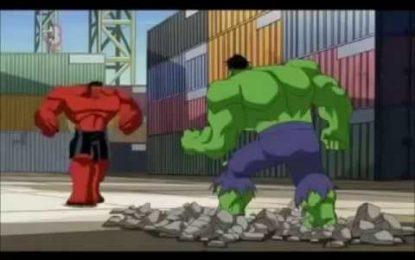 Vídeo: Hulk pega-se com ex-SC Braga e confusão continuou no túnel