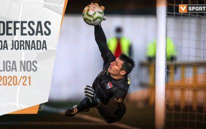 Liga 2020/21: As 34 defesas da jornada