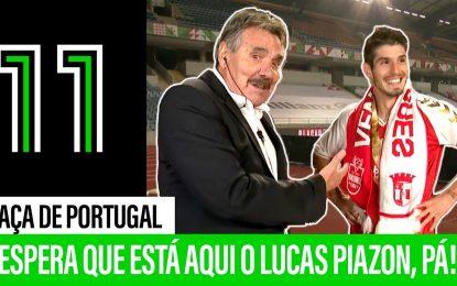 Toni e Lucas Piazon: Que Momento!