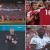 Vídeo: Jogo entre a Dinamarca e Bélgica parou no minuto 10 e os jogadores e público estiveram um minuto a aplaudir Eriksen