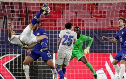 Vídeo: O melhor golo da Champions 2020-21