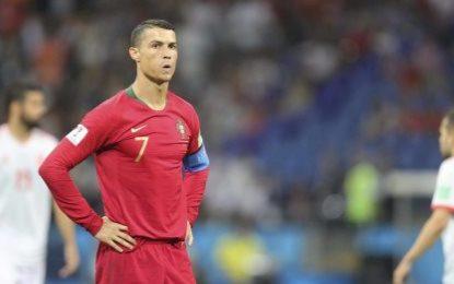 Vídeo: O sprint de Ronaldo no minuto 88 frente à Espanha que está a fazer furor nas redes sociais