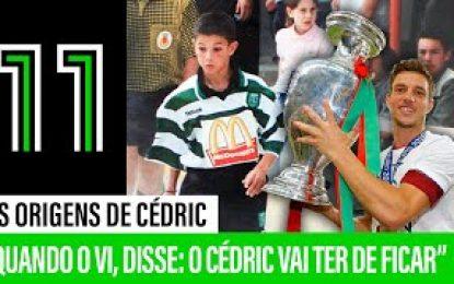 A História de Cédric Soares: Sporting, Euro 2016 e Premier League