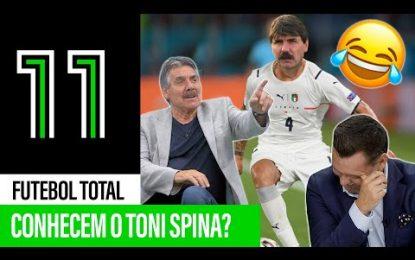 """Tiago Dantas e a falta de mágicos: """"Antes, o Futebol era mais rico"""""""
