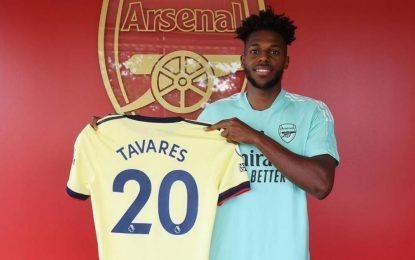 Vídeo: Nuno Tavares já marca pelo Arsenal