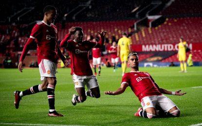 VÍDEO: O golo monumental de Andreas Pereira pelo Man. United