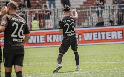 VÍDEO: Uma bomba sensacional na jornada inaugural da Bundesliga 2