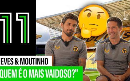 Rúben Neves e Moutinho: O Quiz do Wolves!