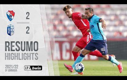 Defesa da Jornada (Liga 21/22 #5): Brian (Gil Vicente FC)