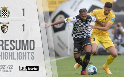 Highlights   Resumo: Boavista 1-1 Portimonense (Liga 21/22 #5)