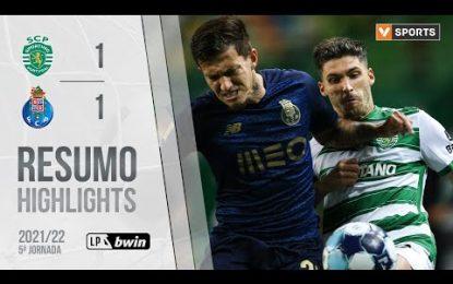 Highlights   Resumo: Gil Vicente 2-2 FC Vizela (Liga 21/22 #5)