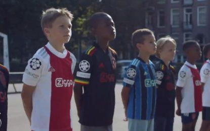 O arrepiante vídeo de motivação do Ajax para a estreia na Champions