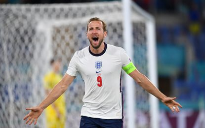 Vídeo: Kane marca golaço mas Paulo Sousa trava Inglaterra