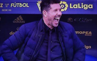Vídeo: RDT ia tramando o Atlético, mas golo aos 90+9′ salva Simeone